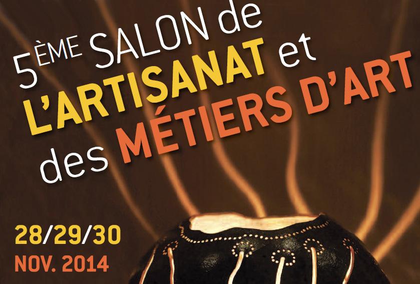 Salon Artisanat et Métiers d'Art Nogent-sur-Marne 28-29-30 Novembre 2014