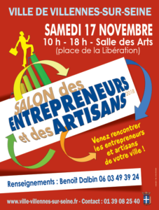Salon Villennes nov. 2018